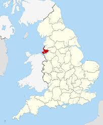 Map - Merseyside