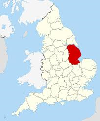 Map - Lincolnshire
